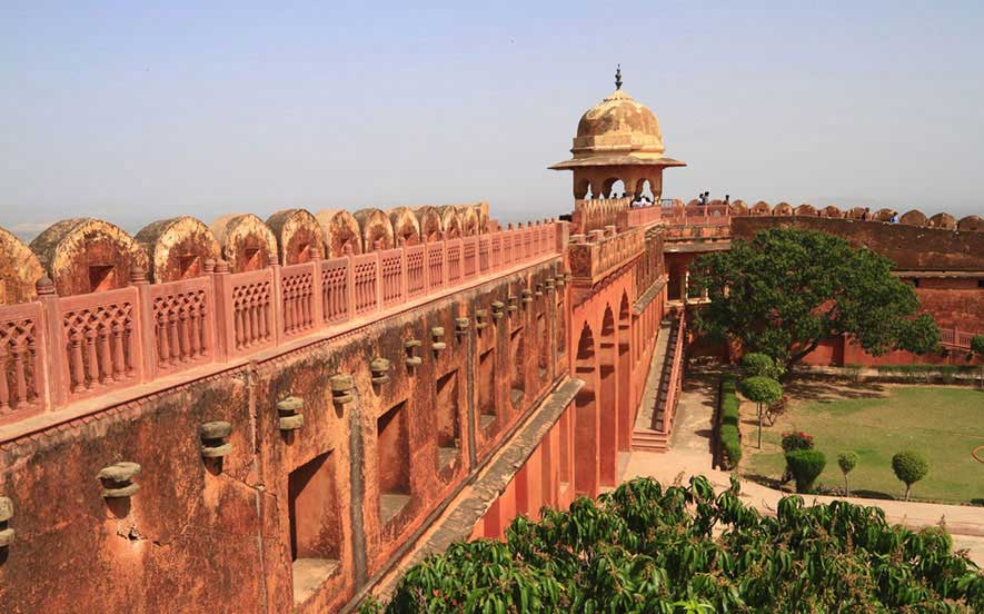The Victory Fort of Rajasthan – Jaigarh Fort